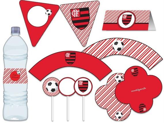 Flamengo Monte Sua Festa Estúdio Tuty